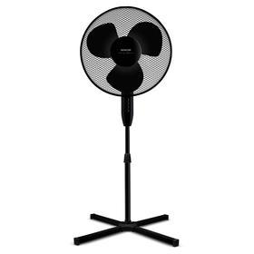 Вентилятор Sencor SFN 4031BK, напольный, 40 Вт, 3 скорости, чёрный
