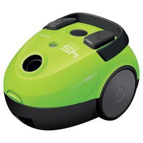 Пылесос Sencor SVC 45GR-EUE3, 850 Вт, 1.5 л, зеленый
