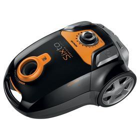 Пылесос Sencor SVC 6920OR-EUE3, 750 Вт, 3 л, черно-оранжевый