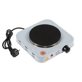 Плитка электрическая IR-8004, 1000 Вт, 1 конфорка, белая