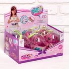 Игрушка «Пони» с украшениями для девочек, МИКС