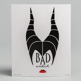 Открытка 'Bad witch', Злодейки Ош