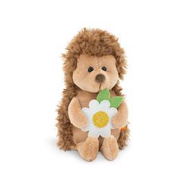 Мягкая игрушка «Ежинка Колючка: С ромашкой», 15 см
