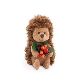Мягкая игрушка «Ёжик Колюнчик: Лесной букет», 15 см