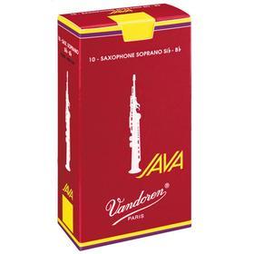 Трости SR3035R JAVA Red Cut для саксофона Сопрано №3.5 (10шт)