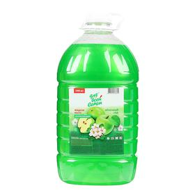 """Жидкое мыло """"Для всей семьи"""" Яблочный сад 5 л"""