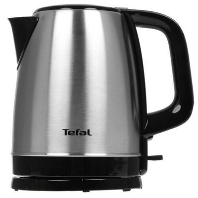 Чайник Tefal KI150D30, металл, 1.7 л, 2400 Вт, серебристый - Фото 1