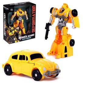 """Робот """"Автобот"""", трансформируется,"""