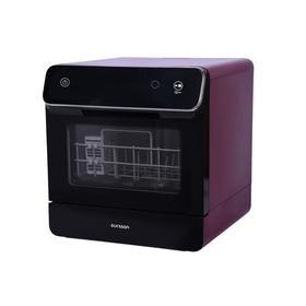 Посудомоечная машина Oursson DW4001TD/DC, 4 комплекта, 6 программ, фиолетовая Ош