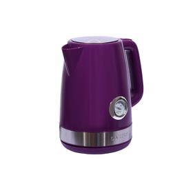 Чайник электирческий Oursson EK1716P/SP, пластик, 1.7 л, 2200 Вт, фиолетовый