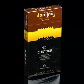 Презервативы DOMINO CLASSIC Nice Contour 6 шт Ош