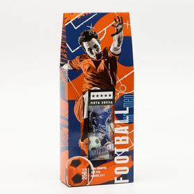 Подарочный гель-шампунь 2 в 1 для тела и волос «Футбол», 250 мл