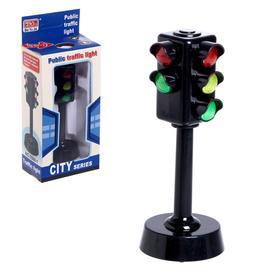 Светофор «Город», световые и звуковые эффекты Ош