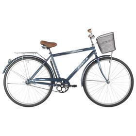 Велосипед 28' Foxx Fusion, цвет синий, размер 20' Ош