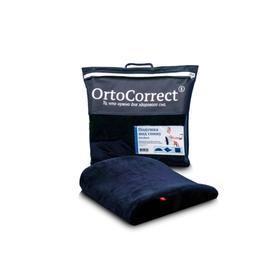 Анатомическая  подушка OrtoCorrect OrtoBack (Под спину) 36х38,5х9