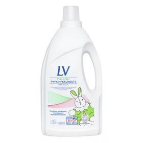 Концентрированное жидкое средство для стирки детской одежды LV, 1500 мл