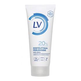 Базовый питательный крем для тела LV, 20% масел, 200 мл