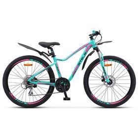 Велосипед 26' Stels Miss-6300 MD, V030, цвет морская волна, размер 15' Ош