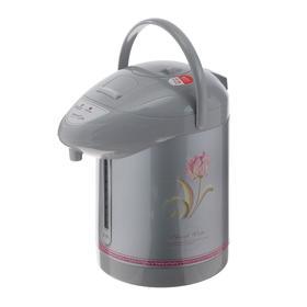 Термопот MAXTRONIC MAX-R28W8, 2.8 л, 750 Вт, 1 способ подачи воды, серый Ош