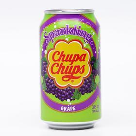 Напиток газированный Chupa Chups виноград,345мл