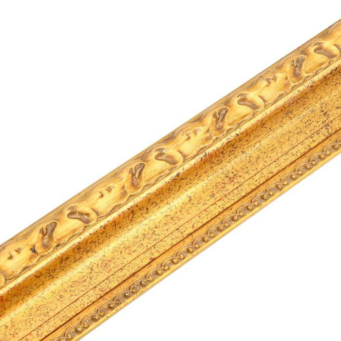 Багет Бамборо, золото, ширина 115 мм, длина 2980 мм