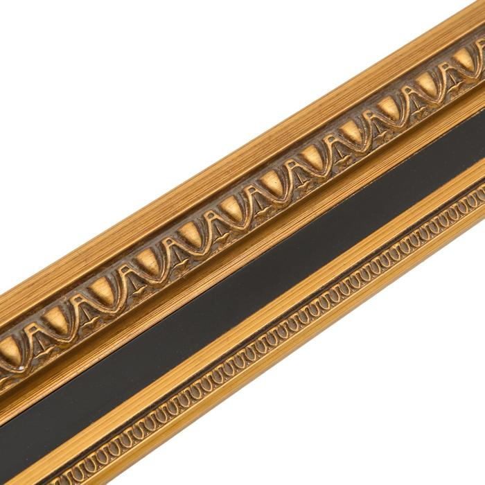 Багет Стерлинг, золото, ширина 109 мм, длина 2980 мм