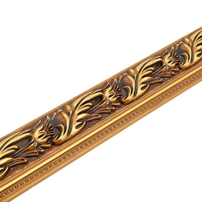 Багет Венеция, золото, ширина 65 мм, длина 2980 мм