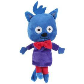 Мягкая игрушка «Кот Бантик», 15 см, Три кота
