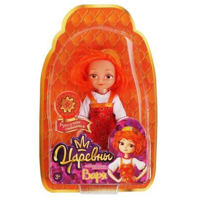 Кукла «Варвара», 15 см, новый наряд, руки, ноги сгибаются - Фото 1