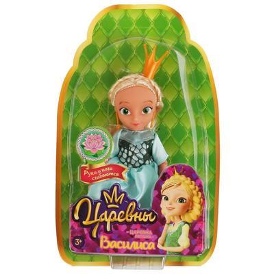 Кукла «Василиса», 15 см, новый наряд, руки, ноги сгибаются - Фото 1