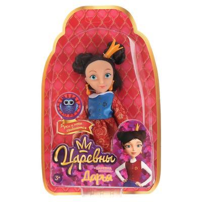 Кукла «Даша», 15 см, новый наряд, руки, ноги сгибаются - Фото 1