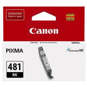 Картридж струйный Canon CLI-481BK черный для Canon PixmaTS6140/TS8140TS/TS9140/TR7540