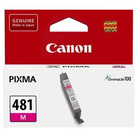Картридж струйный Canon CLI-481M пурпурный для Canon PixmaTS6140/TS8140TS/TS9140/TR7540