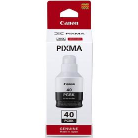 Картридж струйный Canon GI-40 BK 3385C001 черный для Canon Pixma G5040/G6040 (170мл)