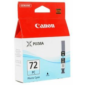 Картридж струйный Canon PGI-72PC 6407B001 фото голубой для Canon PRO-10 (351стр.)