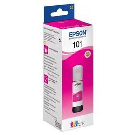 Картридж струйный Epson L101 C13T03V34A пурпурный для Epson L4150/L4160/L6160/L6170/L6190