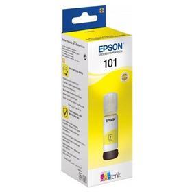 Картридж струйный Epson L101 C13T03V44A желтый для Epson L4150/L4160/L6160/L6170/L6190