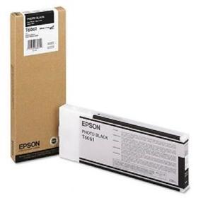 Картридж струйный Epson T6061 C13T606100 фото черный для Epson St Pro 4880 (220мл)