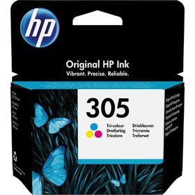 Картридж струйный HP 305 3YM60AE многоцветный для HP DJ 2320/2710/2720 (2мл)