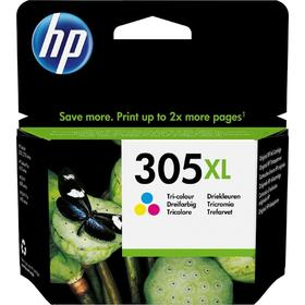 Картридж струйный HP 305XL 3YM63AE многоцветный для HP DJ 2320/2710/2720 (5мл)