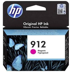 Картридж струйный HP 912 3YL78AE пурпурный для HP OfficeJet 801x/802x (315стр.)