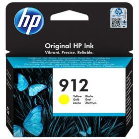 Картридж струйный HP 912 3YL79AE желтый для HP DJ IA OfficeJet 801x/802x (315стр.)