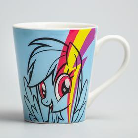 """Кружка """"Радуга Дэш"""", My Little Pony  220 мл"""