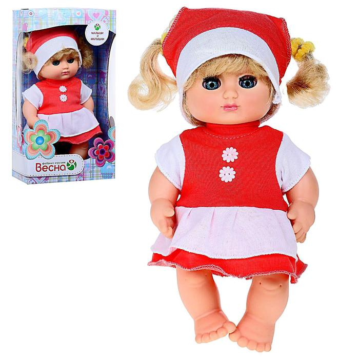 Кукла «Любочка 11», 21 см