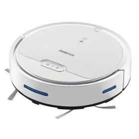 Робот-пылесос Hyundai H-VCRS03, 11 Вт, сухая уборка, 0.65 л, белый