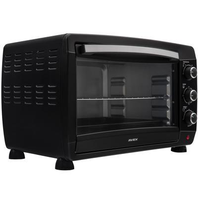 Мини-печь AVEX TR 490 BL, 2000 Вт, 47 л, 100-250°С, таймер, чёрная - Фото 1