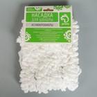 Насадка для плоской швабры Доляна, 40×12 см, микрофибра, цвет МИКС - Фото 3