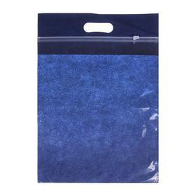 Упаковка для Карнавальных костюмов 30*33*5 с прорубной ручкой Ош