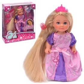 Кукла «Еви-длинные волосы», м аксессуарами МИКС
