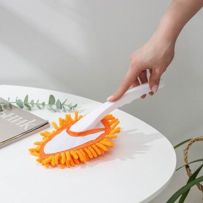Щётка для удаления пыли Доляна, 30 см, цвет МИКС - Фото 1